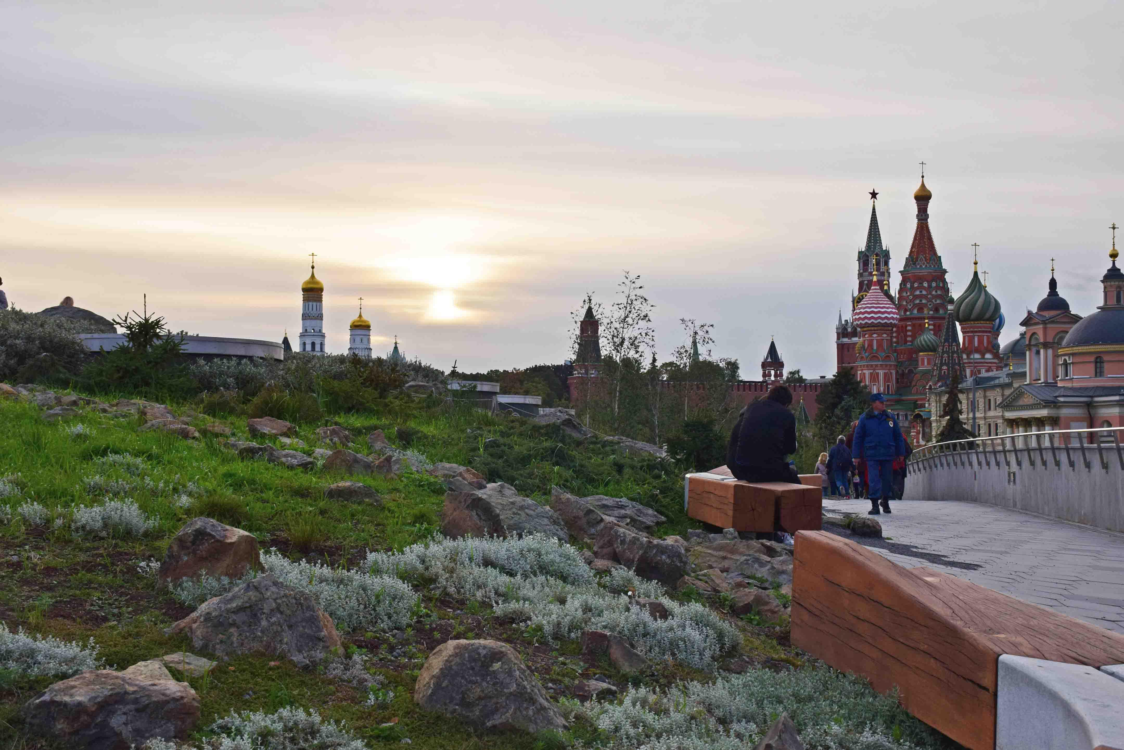 ZaryadyePark Moscow