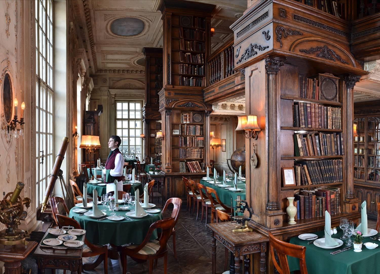 Onde comer em Moscou - restaurante Cafe Pushkin