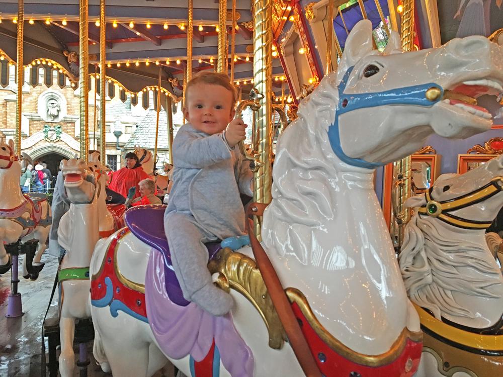 Bebê na Disney - vale a pena a viagem