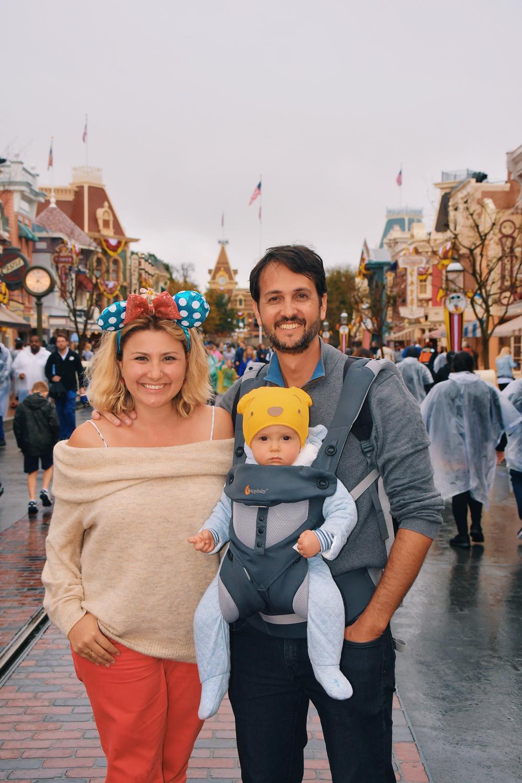 Disneyland California - como é o parque