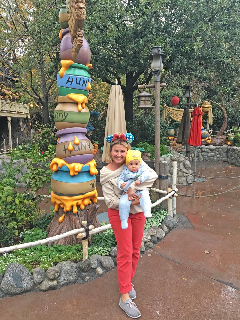 Disneyland California - Winnie The Pooh