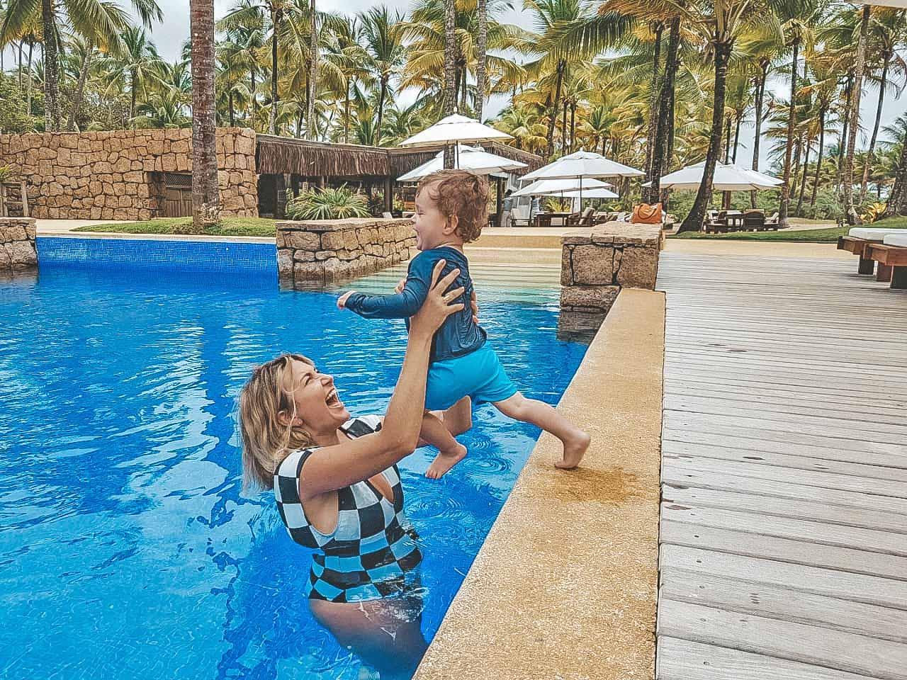 Txai Resort Itacaré - piscina
