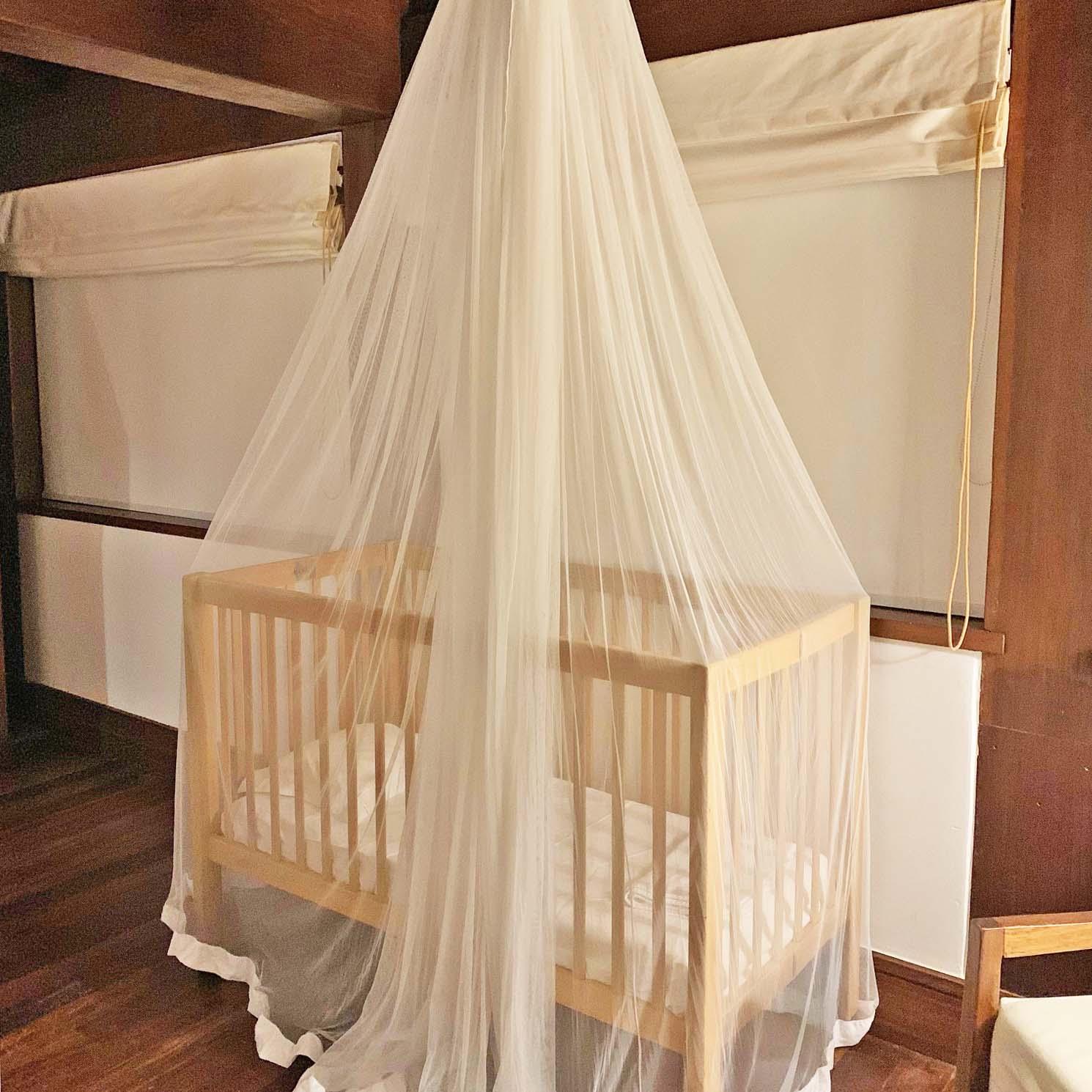 Txai Resort Itacaré - bebês e crianças - berço