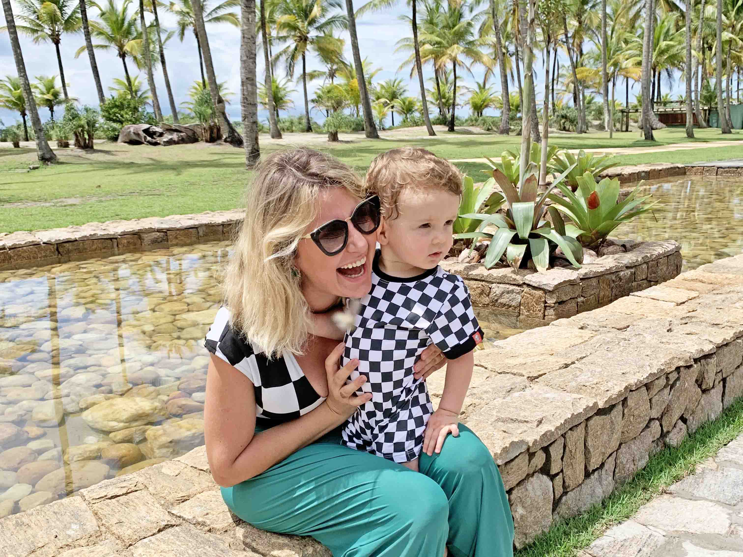 Txai Itacaré resort baby kids friendly Bahia