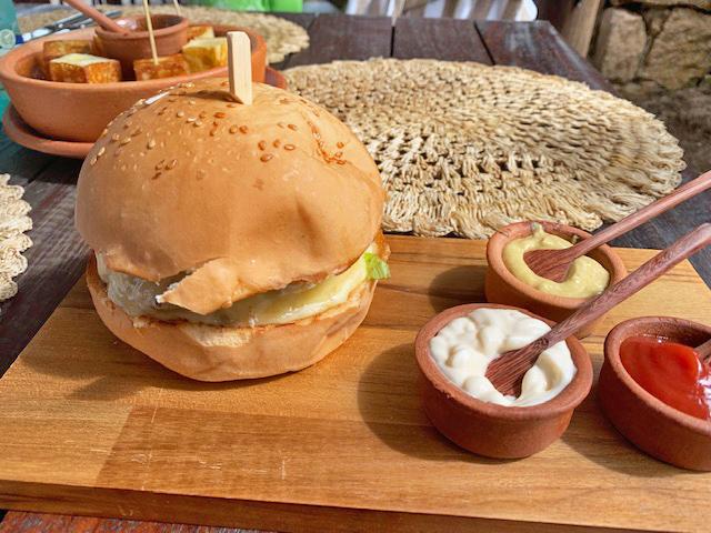 Comida do Txai Resort Itacaré resort