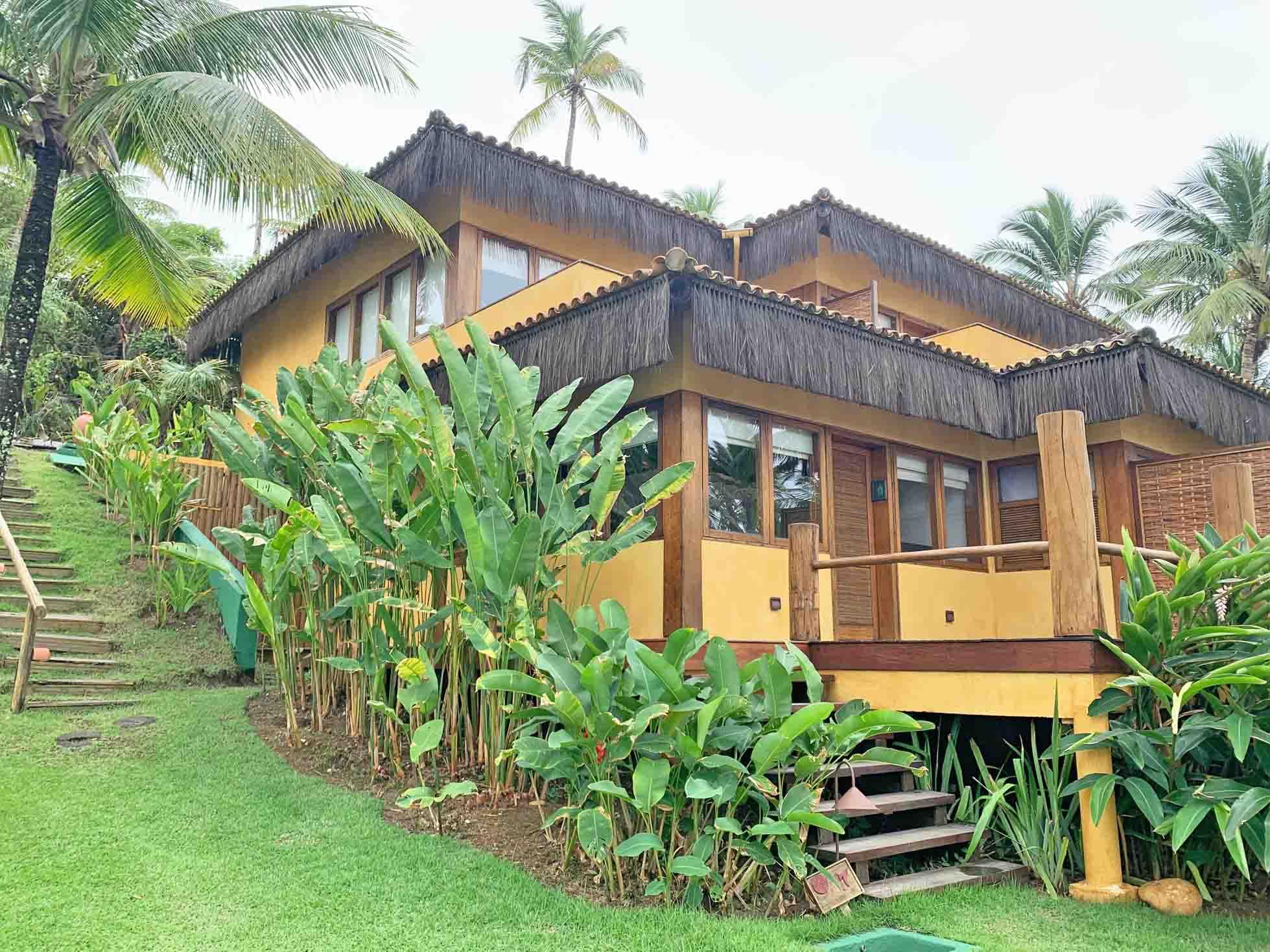 Txai Resort Itacaré - tipos de acomodação - apartamento luxo