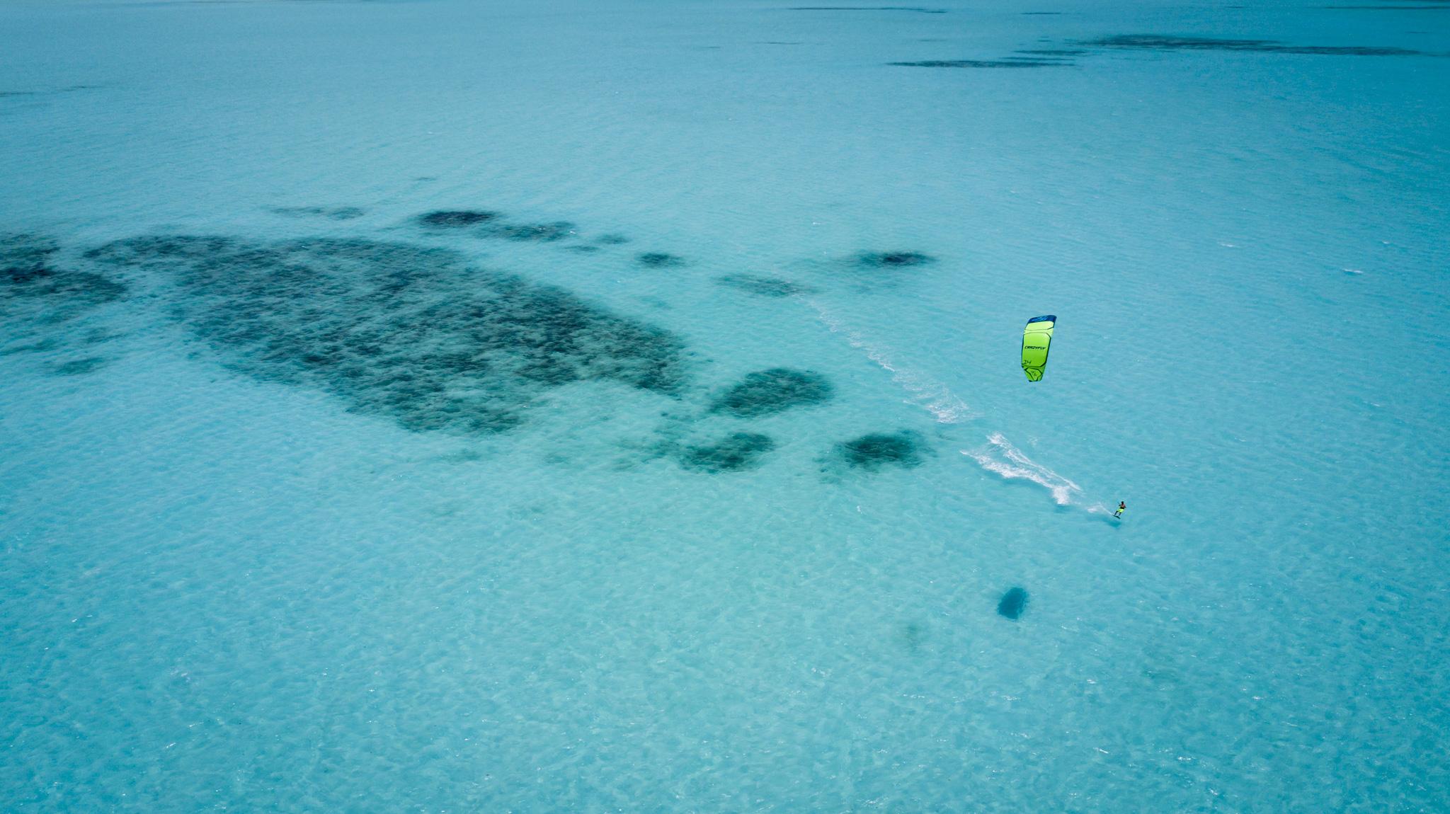 Kitesurfe Ilhas Virgens Britânicas - Anegada