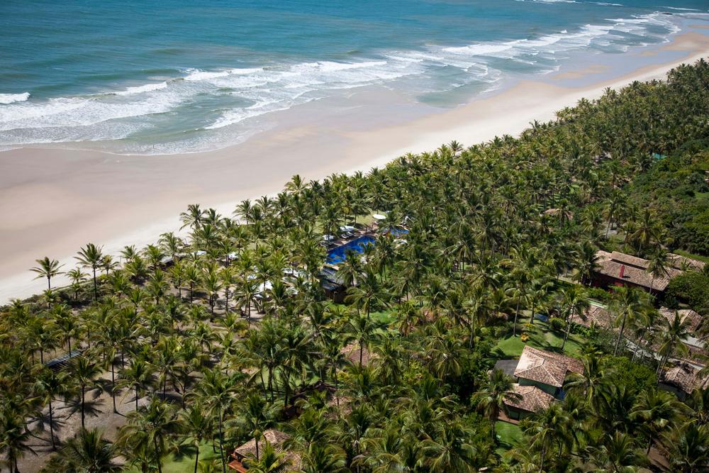 Txai Itacare Resort Bahia brasil