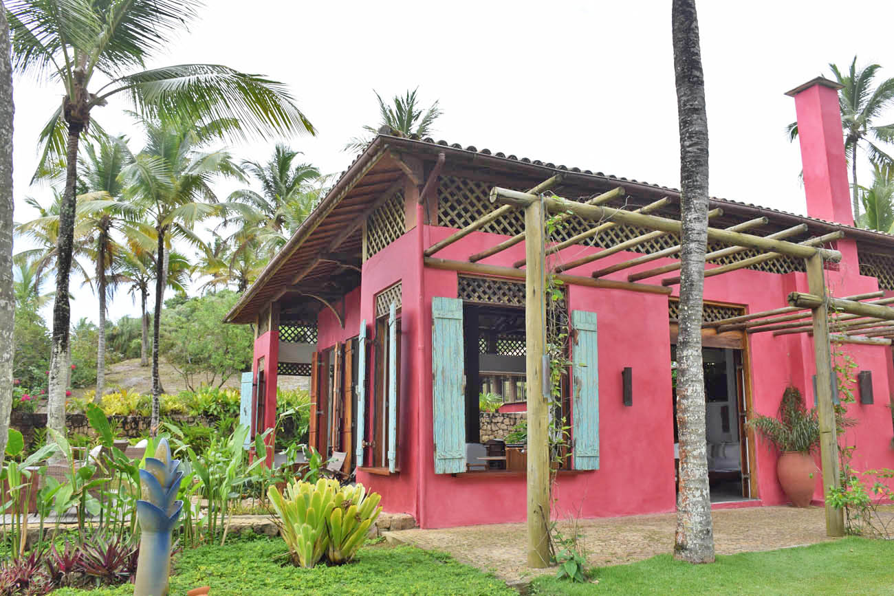Txai Itacaré Resort Bahia Brasil