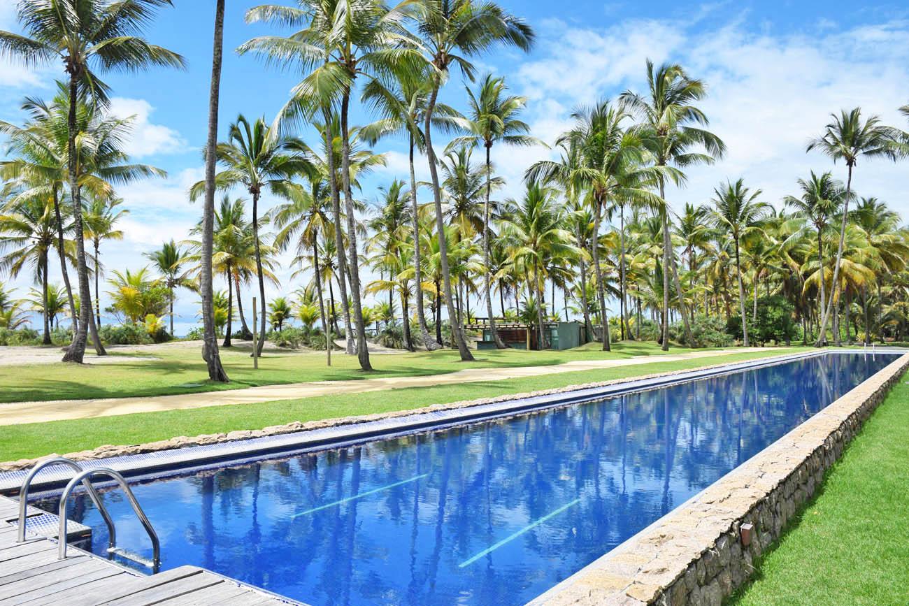 Txai Itacaré Resort - piscina 50m