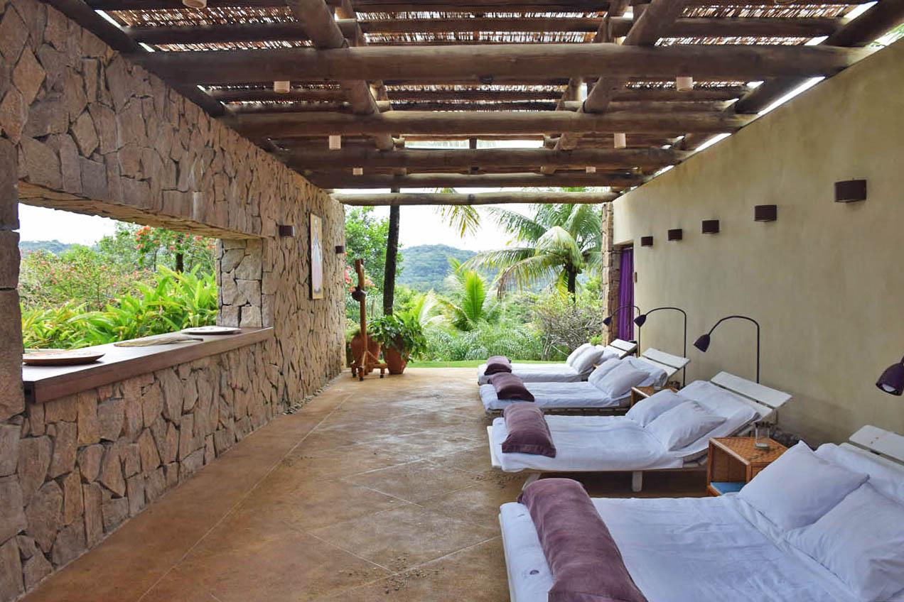 SPA Shamash - Txai Itacaré Resort