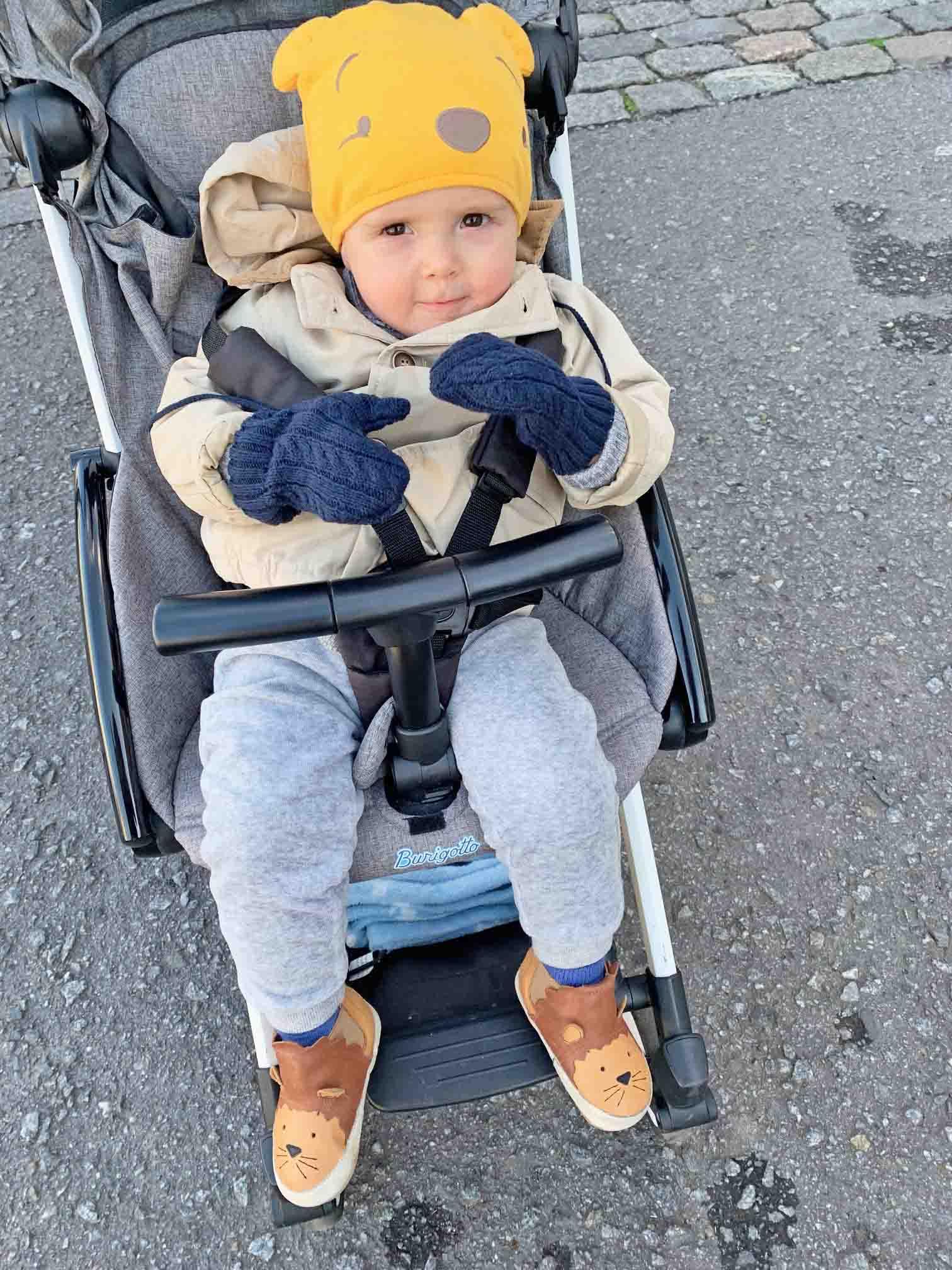 viagem com bebê - buenos aires