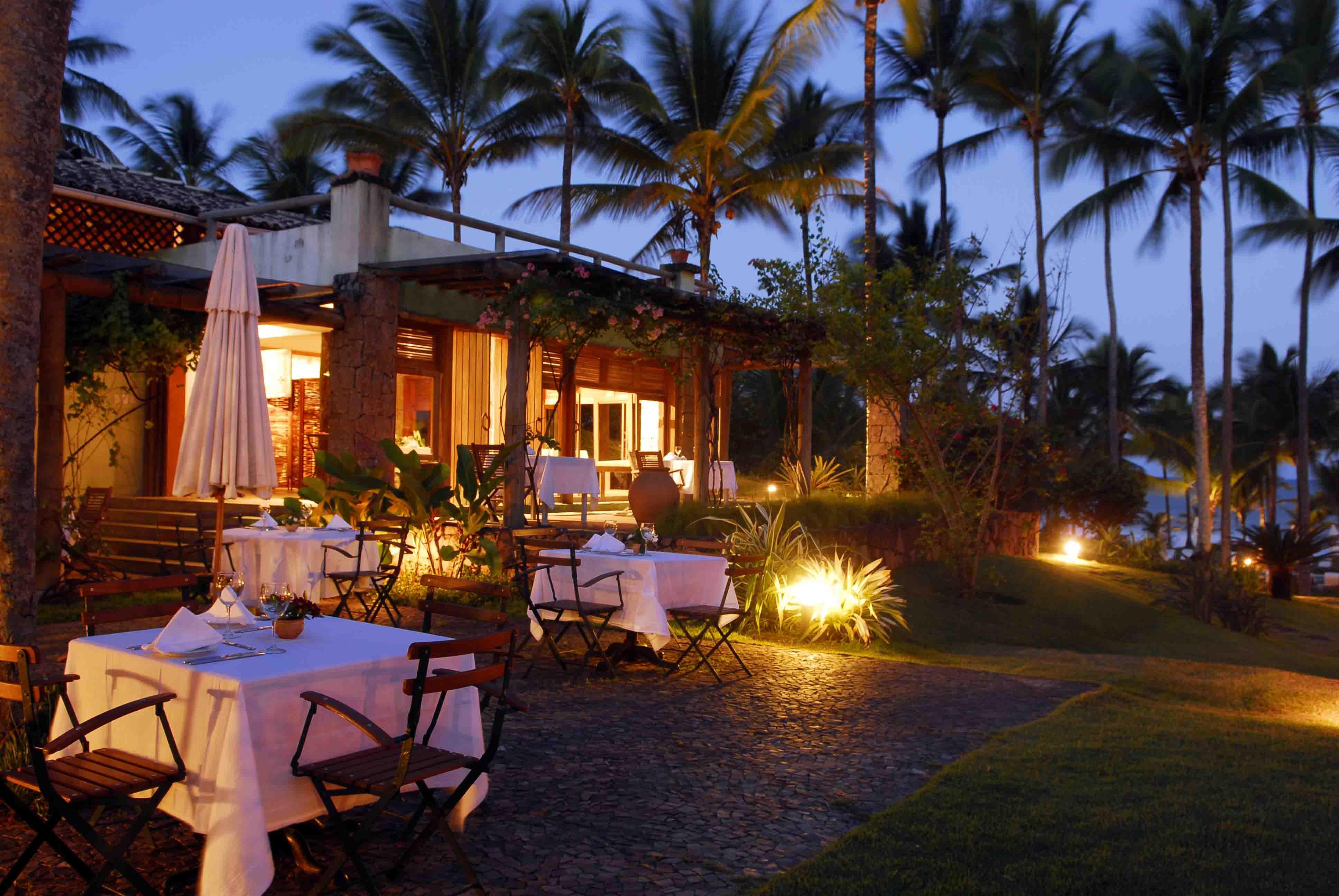 Txai Itacaré - Resort - Restaurante Orixás - Relais et Chateaux