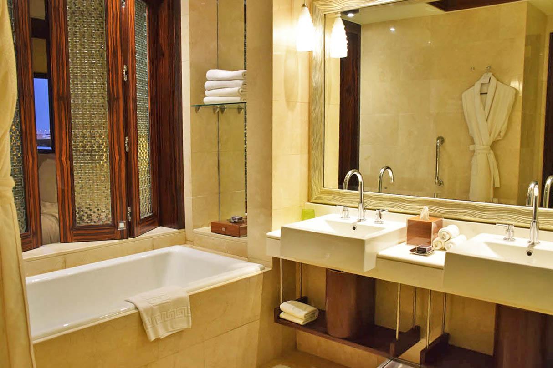 Hotel Ritz Carlton Abu Dhabi Grand Canal Mosque Sheikh Zayed