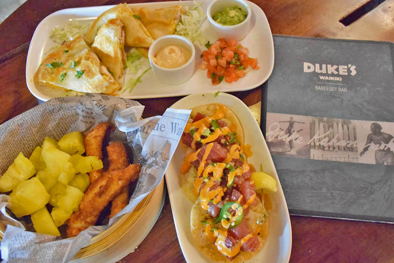Dukes Waikiki - restaurantes em Honolulu - dicas de Oahu Havai