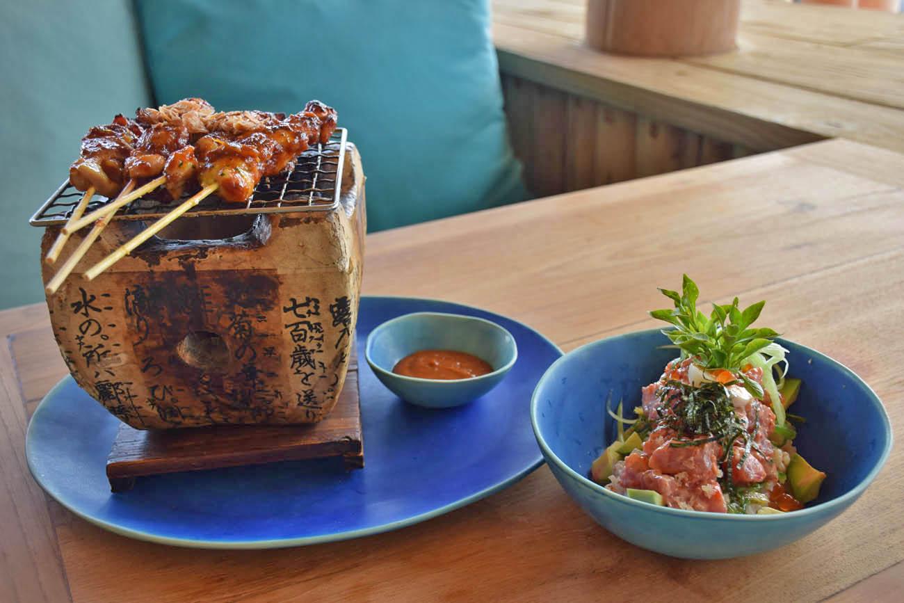Soneva Fushi Maldives - restaurants gastronomy food - Out of the Blue