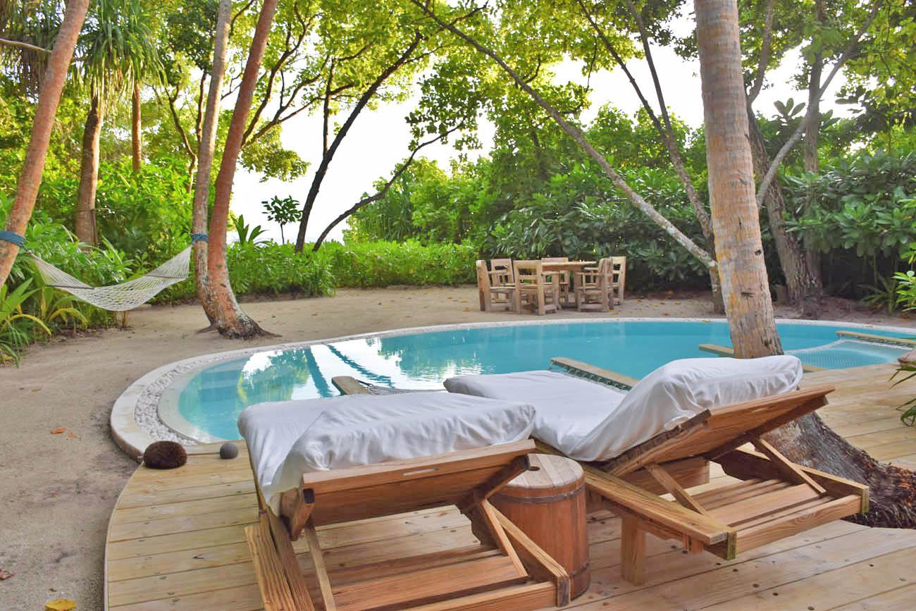 Soneva Fushi Maldivas - melhores hotéis