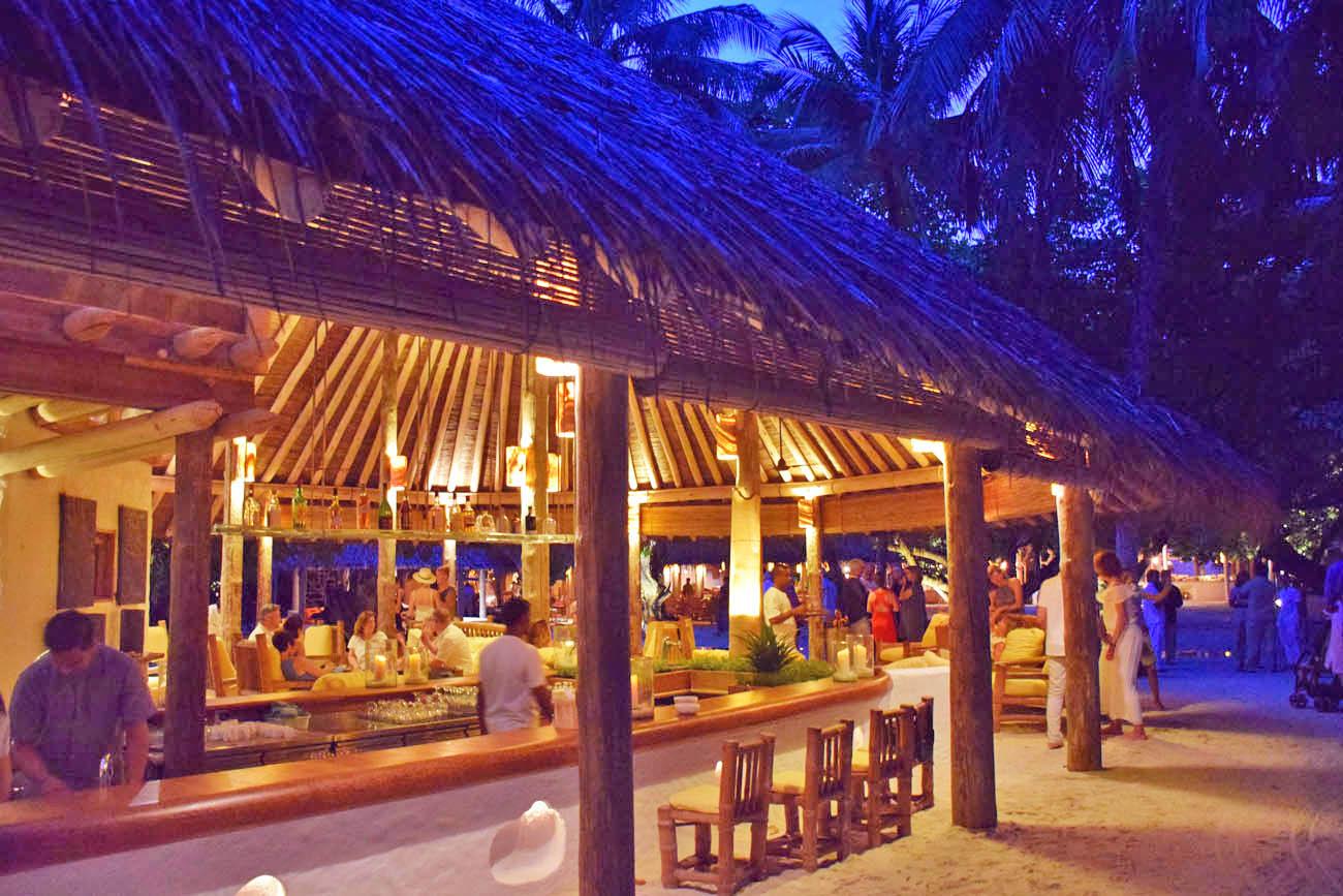 Soneva Fushi Maldives bars and restaurants