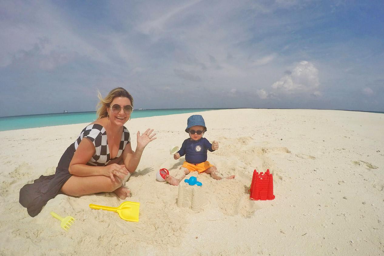 Soneva Fushi Maldivas - hotel perfeito para familias criancas pequenas bebes