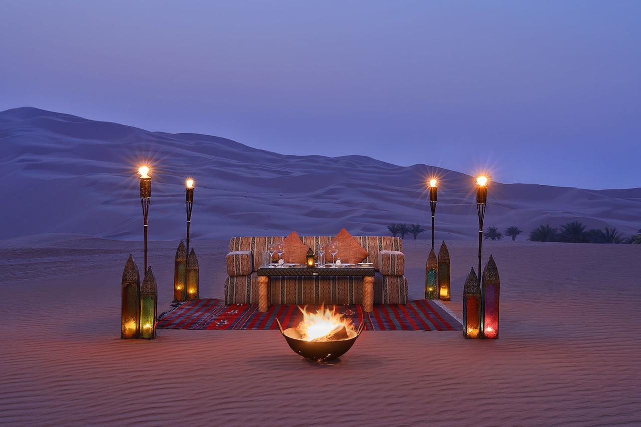 Anantara Qasr al Sarab Desert Resort - hotel de deserto em Abu Dhabi e Dubai