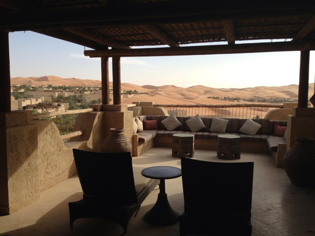 Anantara Qasr al Sarab Desert Resort - Abu Dhabi e Dubai