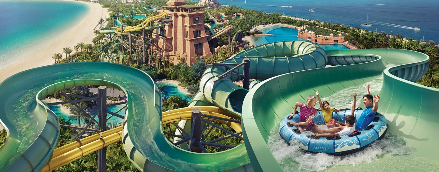 Atlantis - Aquaventure Waterpark