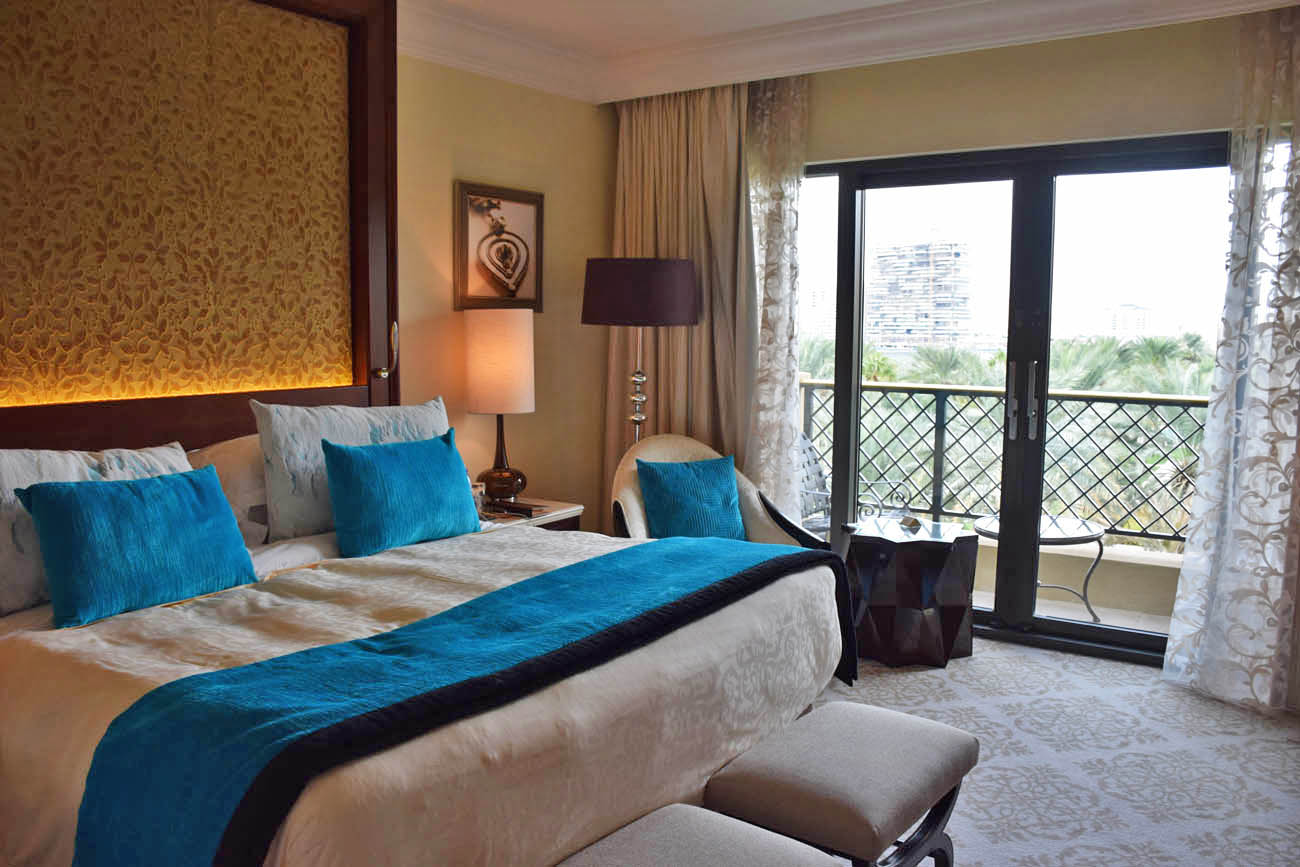 one and only royal mirage - executive suite - dubai