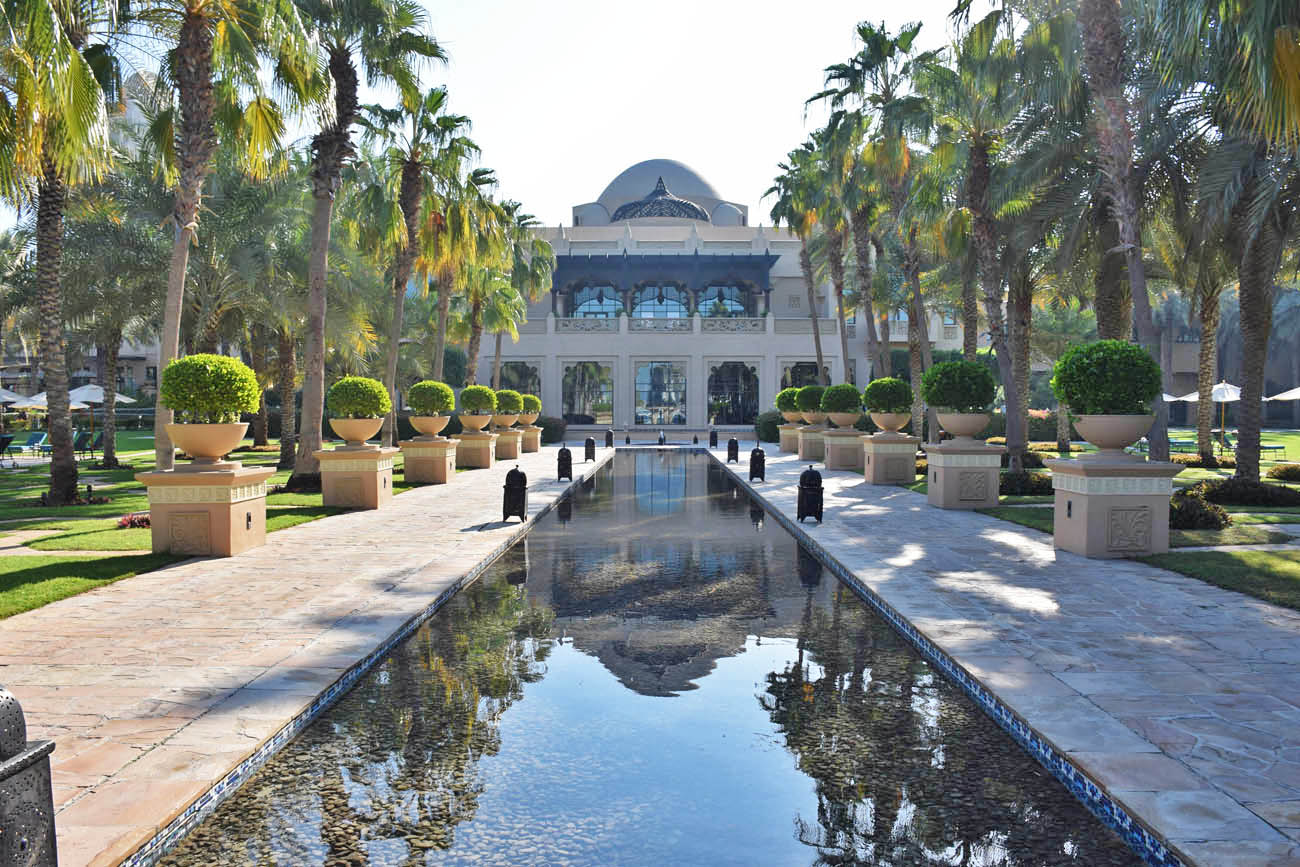 Melhores hotéis de Dubai - onde ficar - One and Only Royal Mirage