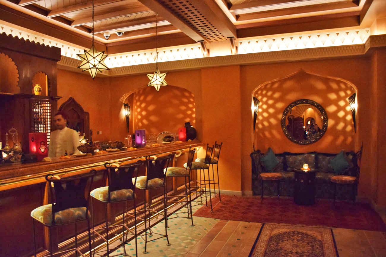 Dubai Restaurants - Tagine - One and Only Royal Mirage