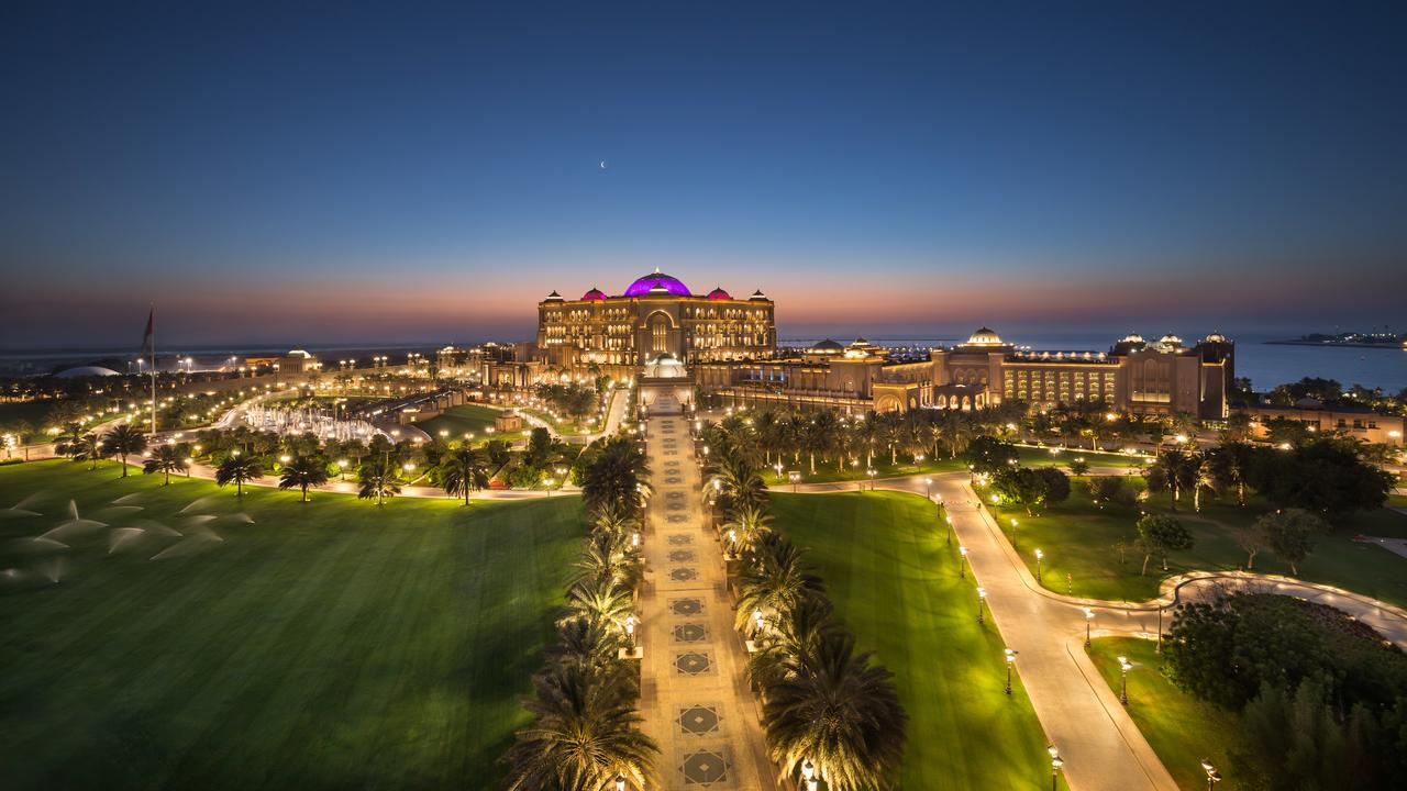 Emirates Palace Hotel Abu Dhabi - Mandarin Oriental