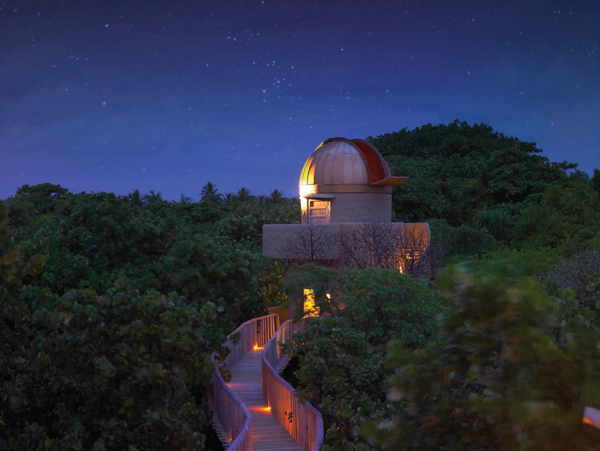 Observatorio Soneva Fushi