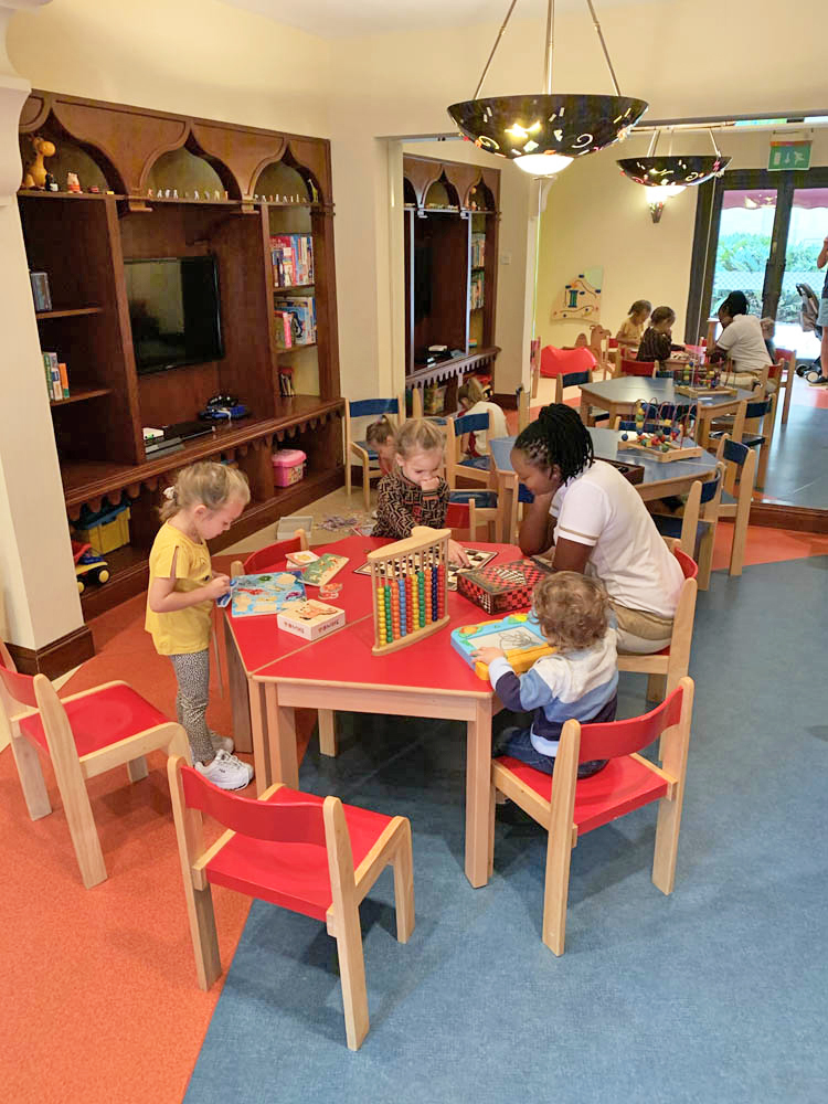 one and only royal mirage dub ai resort - KIDS CLUB