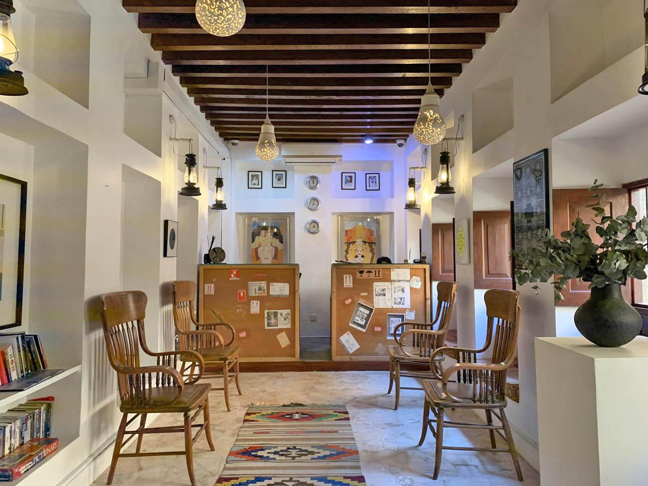 XVA Art Hotel - distrito histórico Al Bastakiya - Al Fahidi - Dubai