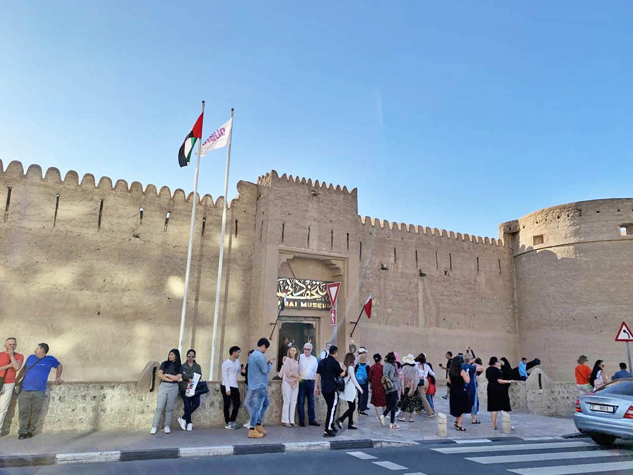 Dubai Museum - Forte Al Fahidi