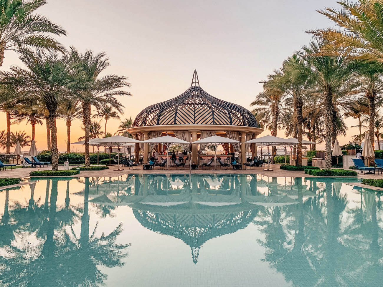one and only royal mirage dubai resort