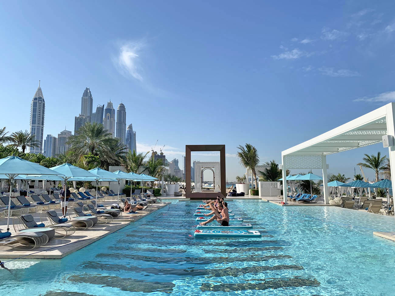DRIT Beach Dubai - beach club One and Only Royal Mirage