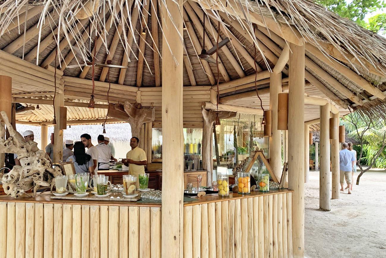 Soneva Fushi Maldivas - hotel de luxo kids friendly