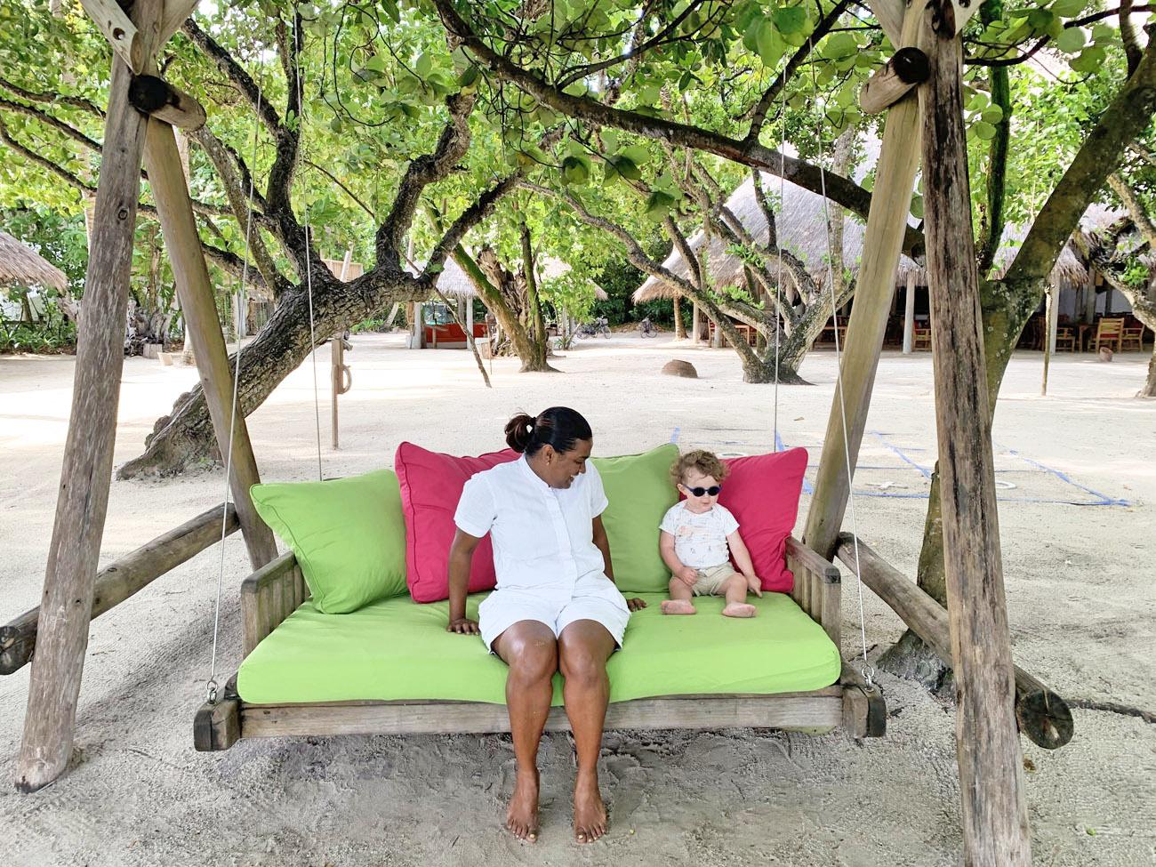 Soneva Fushi Maldives - personal butler - mr or ms friday