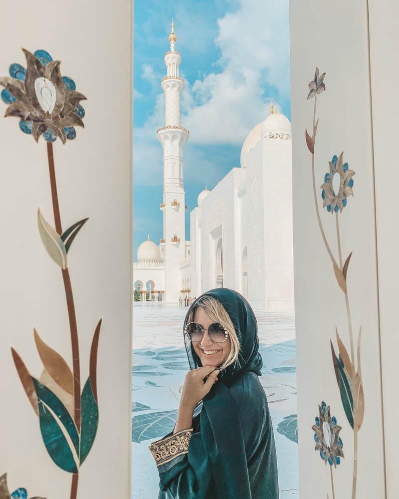 Mesquita Sheikh Zayed - Abu Dhabi