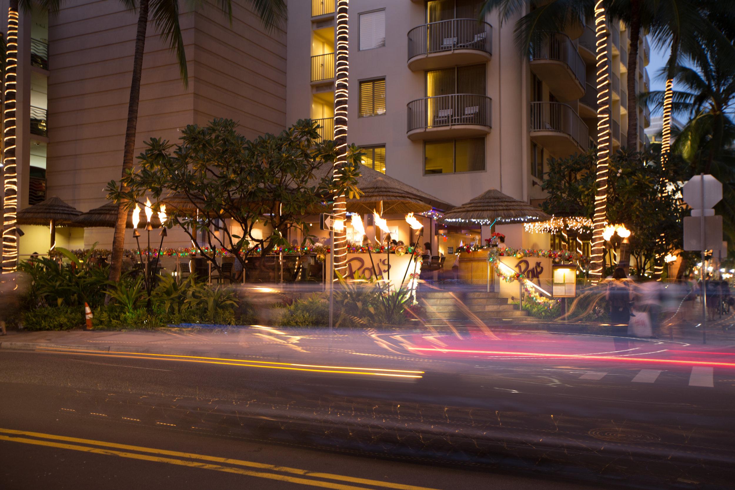 Dicas de Oahu - onde comer Honolulu - Roys Waikiki