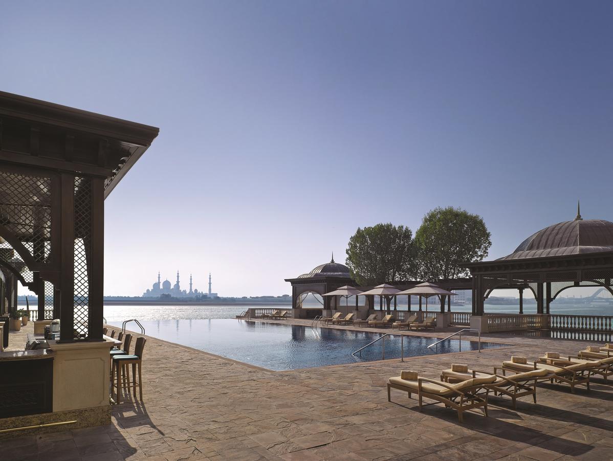 Hotel Shangri-La Abu Dhabi vista mesquita