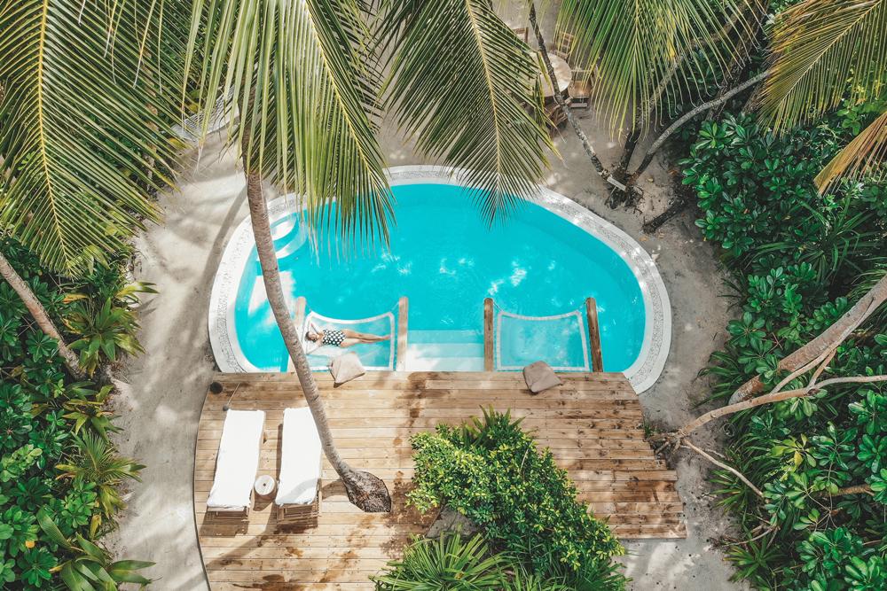 Soneva Fushi Maldives - melhores hotéis das Maldivas - Villa 70