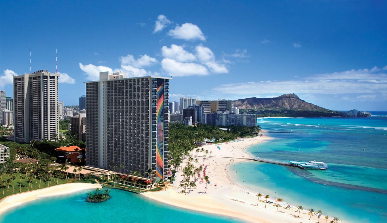 hilton hawaiian village hotel waikiki oahu