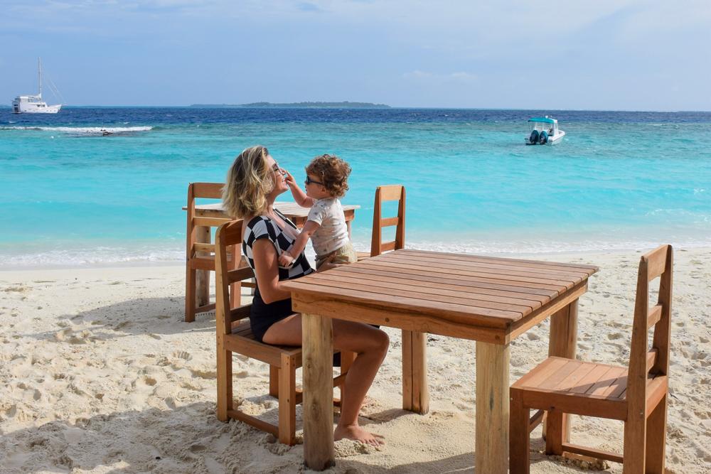 Maldivas com crianças - Soneva Fushi