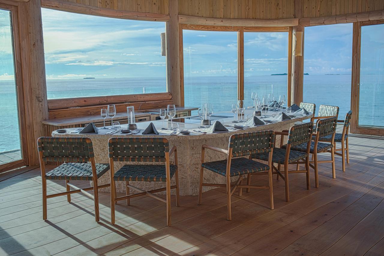 soneva fushi restaurantes - Once Upon a Table