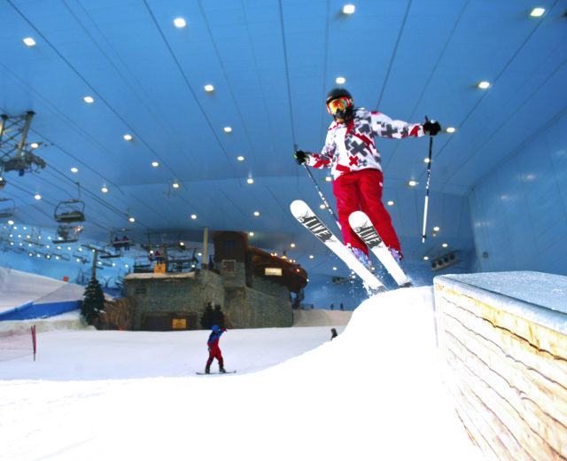 ski dubai mall of the emirates