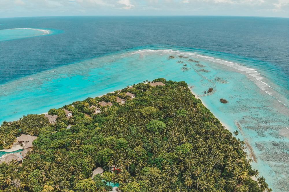Soneva Fushi Maldives - melhores hotéis das Maldivas