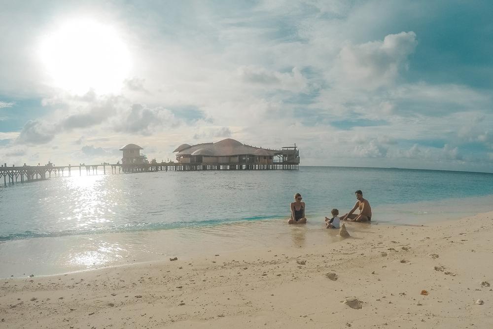Soneva Fushi Maldives - hotel para crianças nas Maldivas