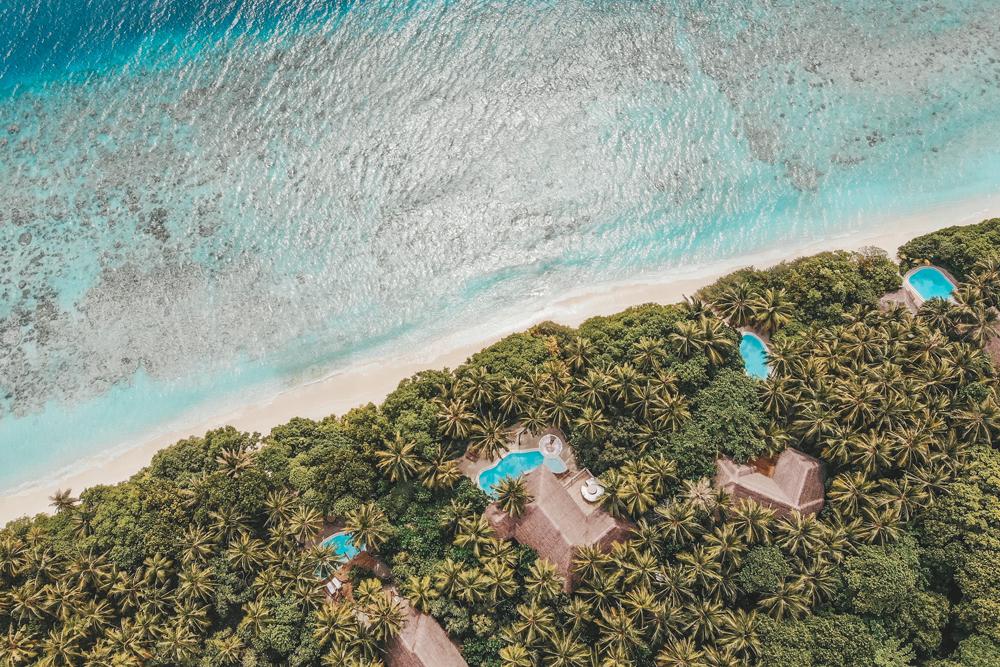Soneva Fushi Maldives - melhores hotéis das Maldivas para famílias com crianças