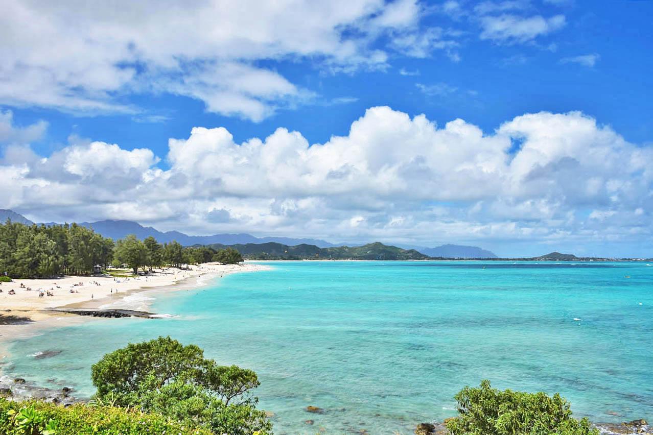 Kailua Beach - Oahu - Havai